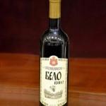 Патријаршијско Бело вино, 0.75 литара - Патријаршија